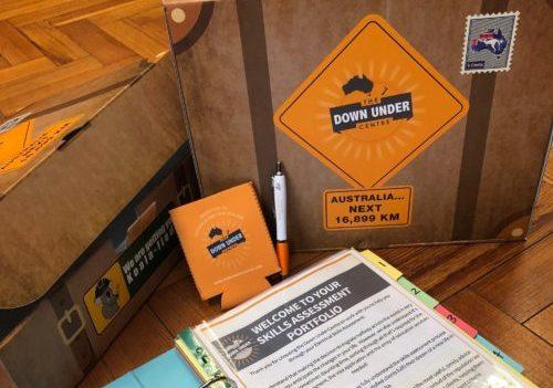 Skill Assessment Box