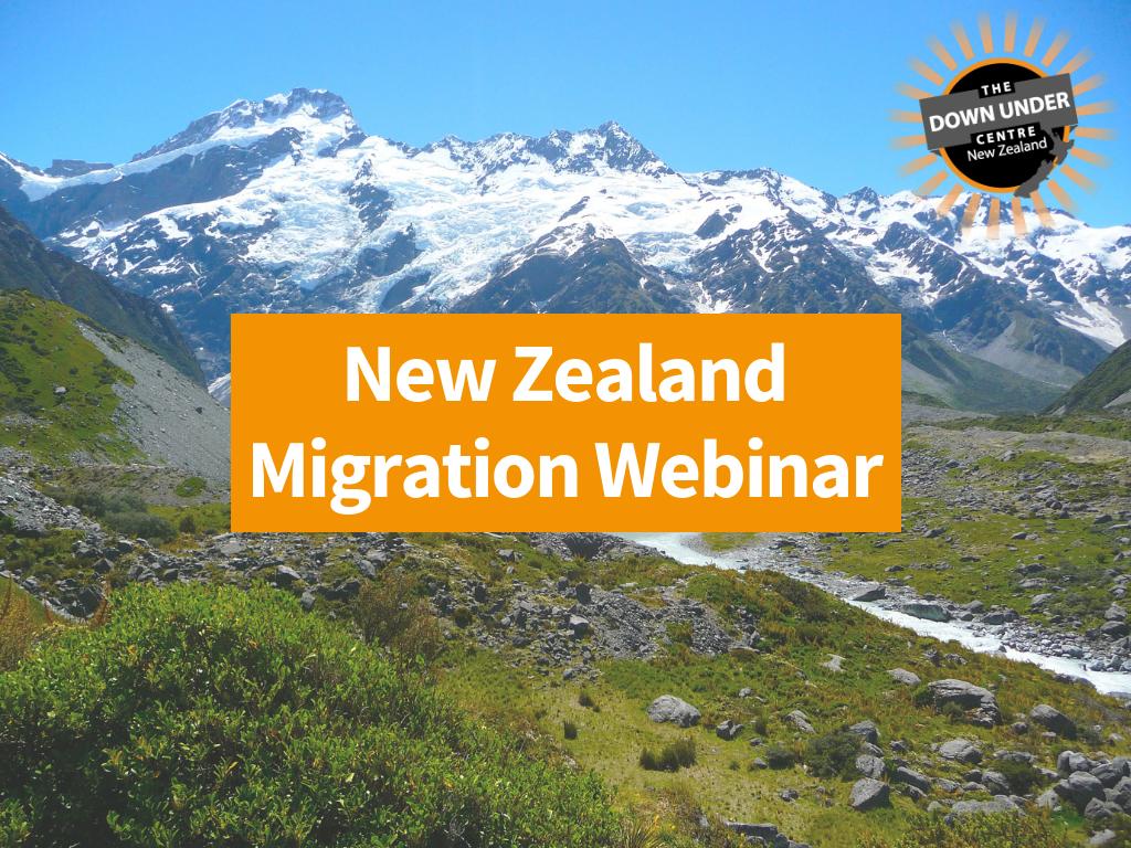 New Zealand Migration Webinar