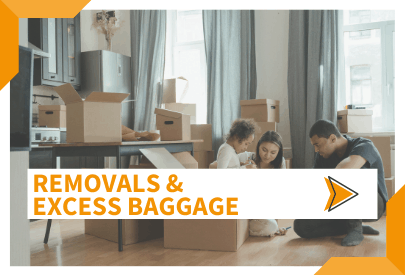 Removals & Excess Baggage