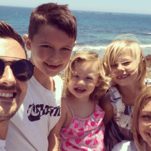Leigh Chadwick family