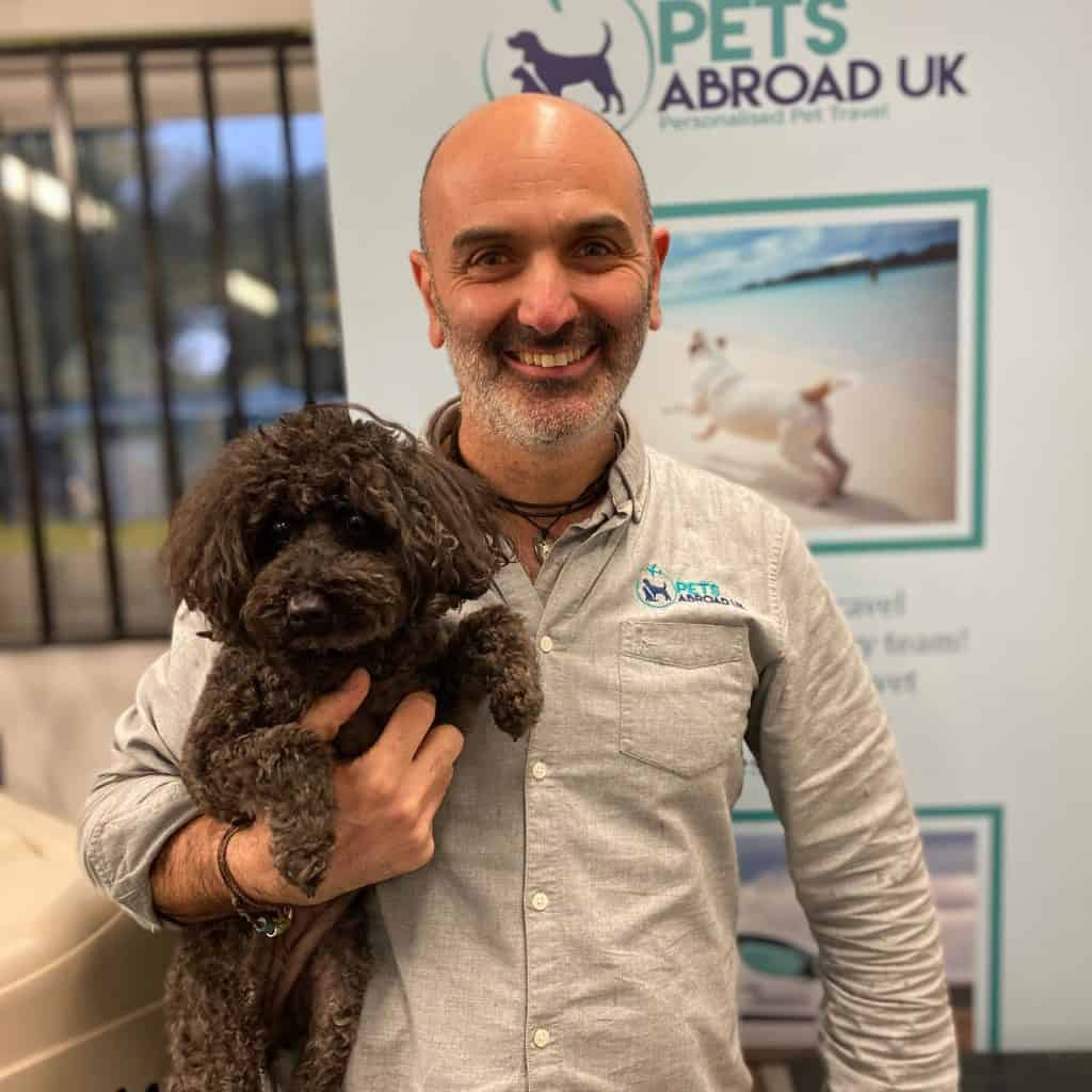 Pets Abroad Andre